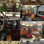 Big Brother 10 house