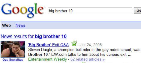 Big Brother 10 Jessie Gay Socialites