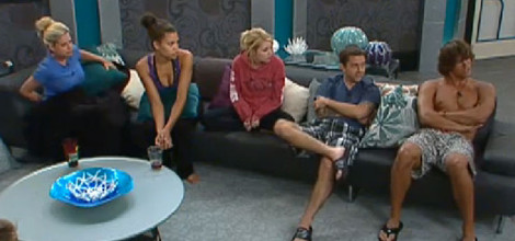 Big Brother 12 20100720 House Meeting