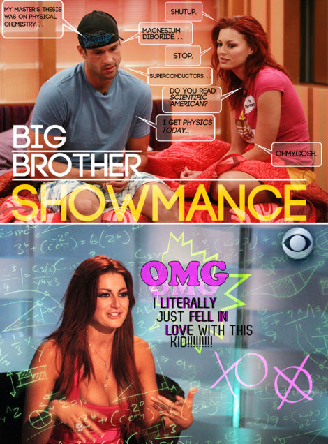 Big Brother 12 Brachel Showmance