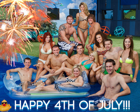 big brother 12 pool picture