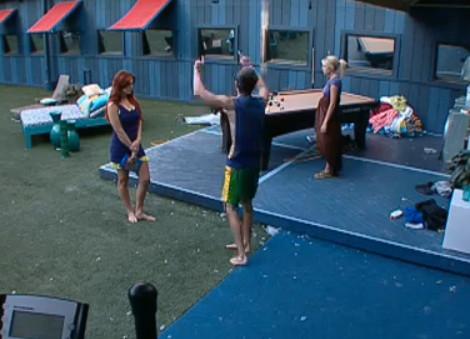 Big Brother 12 Rachel Returns 12