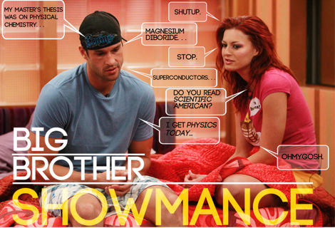 Big Brother 12 Brenchel Showmance