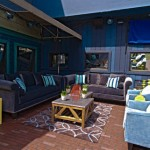 Big Brother 13 house - backyard