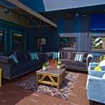 Big Brother 13 house - backyard