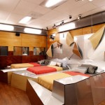 Big Brother 13 House - bedroom