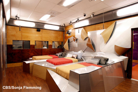 Big Brother 13 House – bedroom
