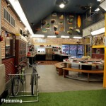 Big Brother 13 House - hallway