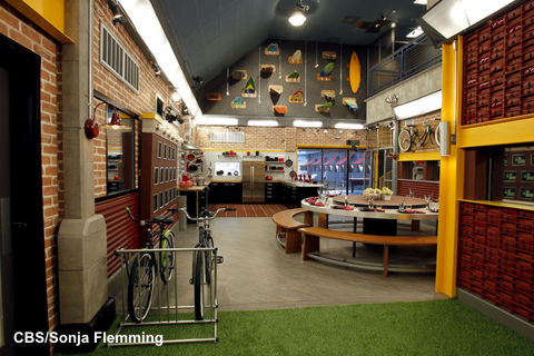 Big Brother 13 House – hallway