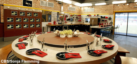 Big Brother 13 House