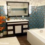 Big Brother 13 HoH - bathroom