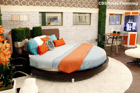 Big Brother 13 House – HoH room