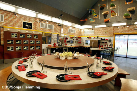 Big Brother 13 House – kitchen