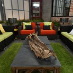 Big Brother 13 house - living room