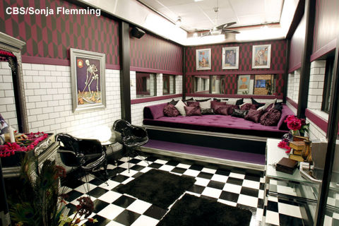 Big Brother 13 House – lounge