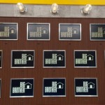 Big Brother 13 house - Memory Wall