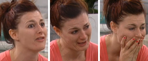 Big Brother 13 Rachel crying