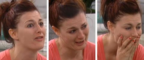 Big Brother 13 Rachel crying