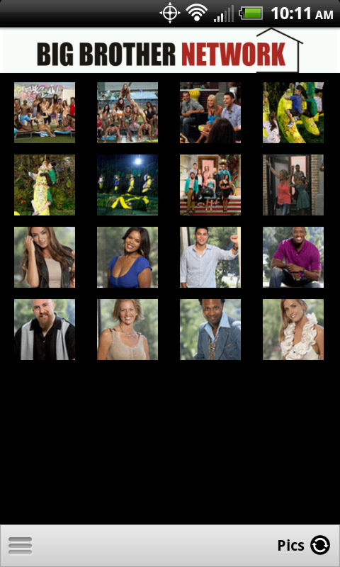 Big Brother Network Android App