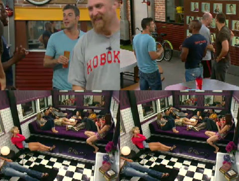 Big Brother 13 Live Feed 07-08-2011