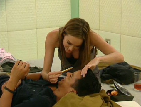 Big Brother 13 Have-Not Room 07-08-2011