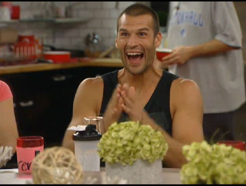 Big Brother 13: Brendon has completely lost it