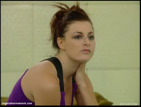 Big Brother 13 Rachel and Cassi fight