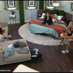 Big Brother 13 Daniele fights with Brenchel