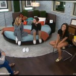 Big Brother 13 Daniele HoH room