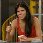 Big Brother 13: Daniele and her spoon