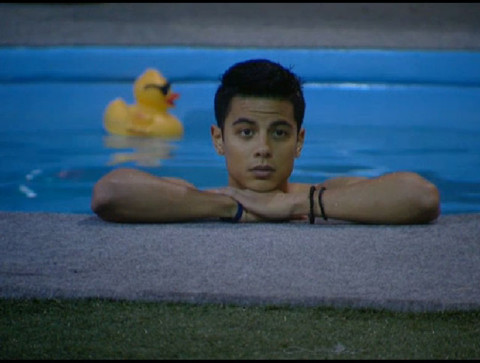 Big Brother 13 Dominic and Mr Ducky