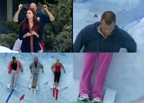 Big Brother 13 Week 4 Endurance HoH Comp