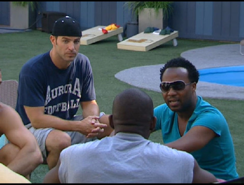 Big Brother 13: Keith campaigns against himself