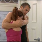 Big Brother 13 Brenchel - hugs not drugs