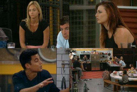 Big Brother 13 Week 3 House Fight