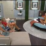 Big Brother 13 Jeff, Jordan, and Daniele