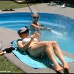 Big Brother 13 Jordan playing pranks