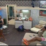 Big Brother 13 Kalia and Lawon