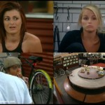 Big Brother 13 house fight