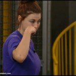 Big Brother 13 Rachel eating Have-Not jerky