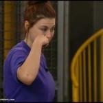 Big Brother 13 Rachel eating Have-Not jerky