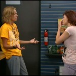 Big Brother 13: Rachel and Shelly in Storage Room