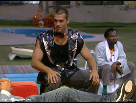 Big Brother 13 Brendon