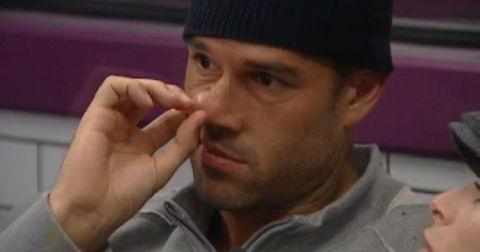 Big Brother 13 Brendon gets picked