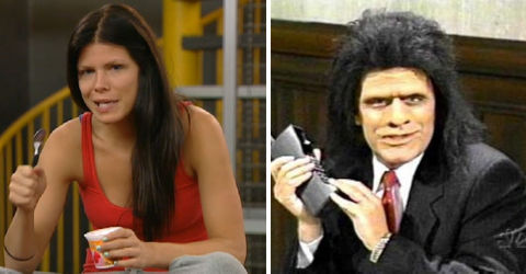 Big Brother 13 Daniele vs SNL Caveman Lawyer