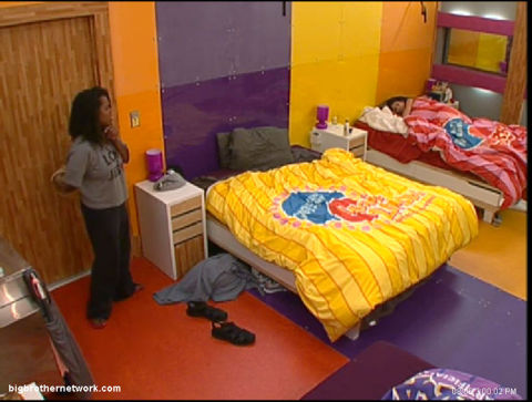 Big Brother 13 Daniele and Kalia