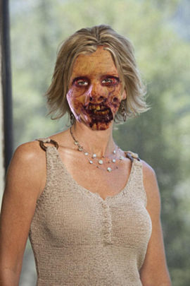 Big Brother 13 episode 19 Zombie Shelly