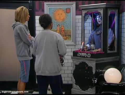 Big Brother 13 Fortune Teller