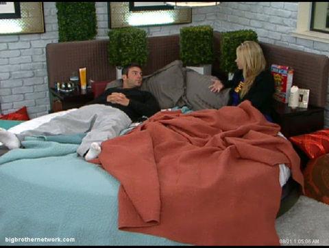 Big Brother 13 Jeff and Jordan