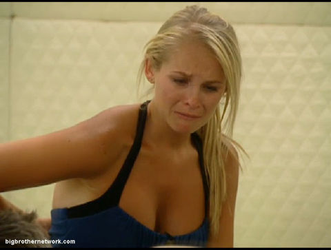 Big Brother 13 Jordan crying
